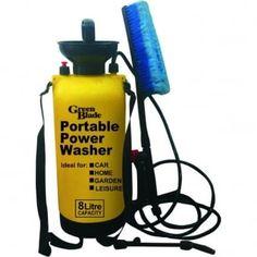 8 Litre Portable Power Pressure Washer TJ Hughes price £12.99