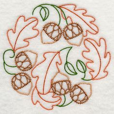 Machine Embroidery Designs at Embroidery Library! - Color Change - H8420