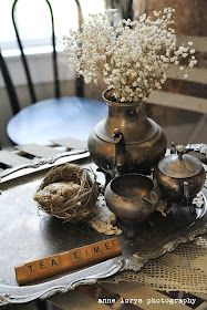 Tea time...so pretty