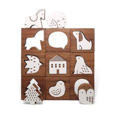 Wooden Shape Matching Game Version 2 #makeitworkstudio #madeinhongkong #shapematching #inprogress #new #2017 #woodworking #designedinhongkong #handmade