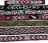 These are different taniko patterns.These are different taniko patterns. I really like the last two the most because they are very attractive and the colors used goes really well togethe. Maori Patterns, Loom Patterns, Graph Design, Pattern Design, Ag Day, Maori People, Maori Designs, Design Textile, Kids Dress Up