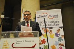 Luciano Peduzzi, presidente Coopfidi