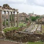 Roman Forum from the Capitoline Hill, Rome, Italy - TripAdvisor Travel Through Europe, Travel Around, Amazing Places On Earth, Great Places, Amazing Destinations, Travel Destinations, Travel Trip, The Places Youll Go, Places To Visit