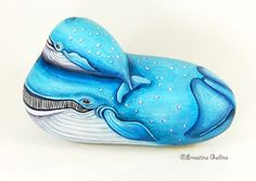 blue whale and baby by sassidipinti, via Flickr