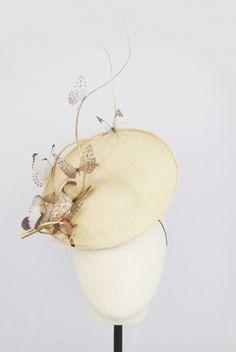 Butterfly Allure | Reny Kestel Millinery