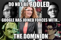DaVaun Sanders: Exposing Google's Evil Dominion, or Why I Write Science Fiction