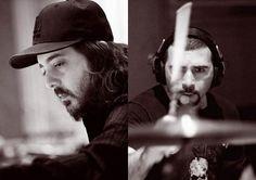 Daron Malakian y John Dolmayan <3 <3