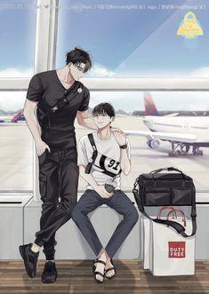 Anime Oc, Otaku Anime, Anime Guys, Dibujos Cute, Anime Characters, Fictional Characters, Flower Boys, Shounen Ai, Character Design Inspiration