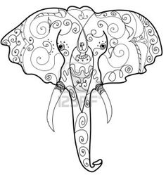 besides  besides  further  together with  additionally  besides  likewise  besides  as well  as well . on elephnt mosaic coloring pages for adults