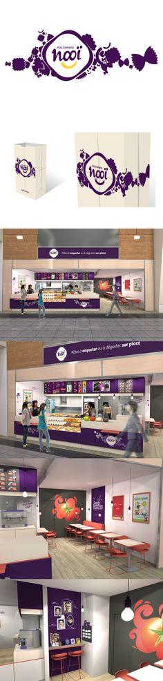 MOSWO | le retail | Nooï | design | espace | concept | relooking | identité visuelle | logotype | packaging | pâtes | restauration | expérience Visual Identity, Brand Identity, Branding, Brand Guidelines, Communication, Packaging, Graphic Design, Logo, Nantes