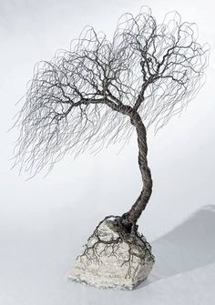 Wire Trees - Imgur | Bizarre & Fascinating | Pinterest | Wire ...