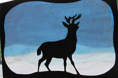 Crafty by Nurture: Crafty Tutorial: Waldorf Winter Window Transparencies