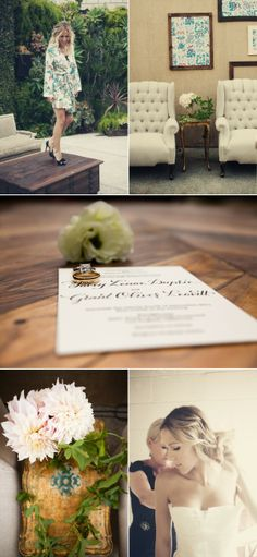 Los Angeles Wedding by Beth Helmstetter Eents