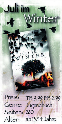 Rezension: Juli im Winter - MonaWest-Buchgeflüster