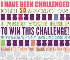 6-pack challenge https://heatherehlinger.scentsy.us