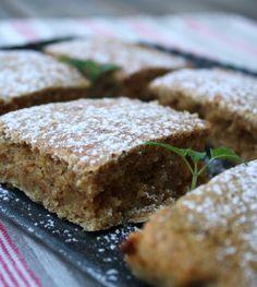 Krydderkake - saftig og sukkerfri! - LINDASTUHAUG