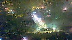 Policie České republiky zveřejnila na sociálních sítích video,... Fireworks, Praha, Concert, Concerts