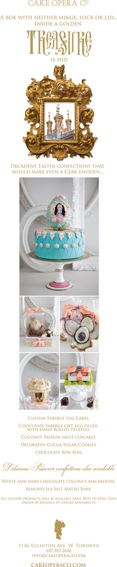 I've been looking for inspirations of how to use some peach-coloured ribbon I bought years ago. No, I won't be baking these delights, but I love the colour combinations. Spring is coming! Cupcake Couture, Couture Cakes, Beautiful Cakes, Amazing Cakes, Party Like Its 1999, Egg Cake, Cake Craft, Coconut Cupcakes, Faberge Eggs