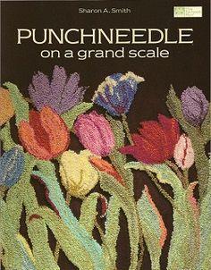 punchneedle book