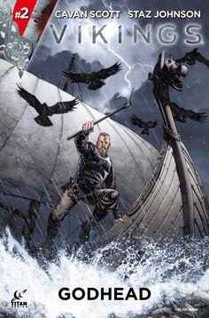 #Vikings #2 #TitanComics @titancomics @ComicsTitan  Release Date: 6/15/2016