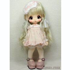 Kinoko Juice doll