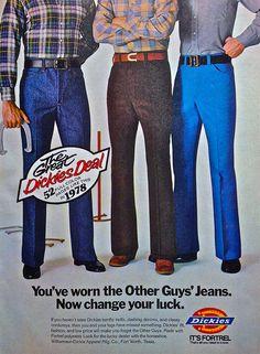 2ee0ab87594 1978 Menswear Dickies Jeans Tommy Hilfiger