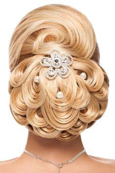 Курсы причесок Минск.  Wedding Hair Larisa Recha.
