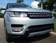 2014 Land Rover Range Rover Sport, Indus Silver #LandRoverPalmBeach #LandRover #RangeRover http://www.landroverpalmbeach.com/