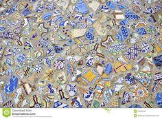broken mosaic floor in foyer?