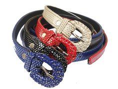 GCI+Casual+Stylish+Women/Ladies+Polka+Dot+BL-09+Com+Belts+Exclusive+Design+Price+₹1,698.30