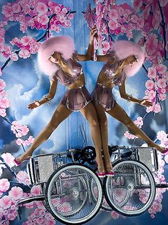 Lady Gaga by David LaChapelle, one of my favorite photographers