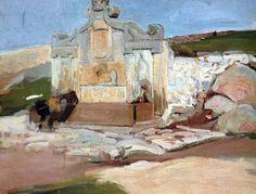 Spanish Painters, Spanish Artists, Modern Paintings, Oil Paintings, Prado, John Singer Sargent, Great Artists, Art Forms, Landscape