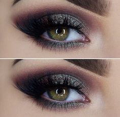 Super beautiful smokey eye @miaumauve #makeup #mua #motd