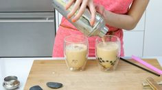 Authentic Taiwanese Milk Tea (Bubble Tea) recipe - Angel Wong's Kitchen | Asian & Taiwanese Recipes Made Simple & Fun