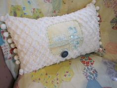 Hey, I found this really awesome Etsy listing at http://www.etsy.com/listing/151193738/vintage-trailer-vintage-chenille-pillow