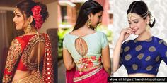 Explore 40 gorgeous blouse designs for silk sarees, pattu sarees and wedding sarees. Now, take your fashion sense to a whole new level with these designs.