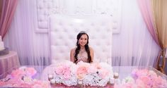 8 ways to make your Quinceanera head table stand out!