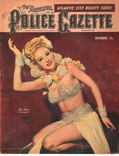 The National Police Gazette December 1946
