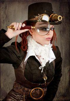 SteamPunk Divas - Steampunk http://steampunk-divas.tumblr.com/