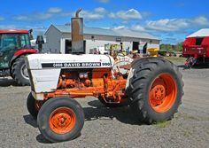 david brown 990 tractor
