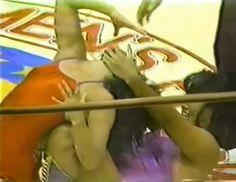 Japanese Female Wrestling on YouTube http://hubpages.com/sports/Japanese-Women-Wrestling-3  #Joshipuroresu