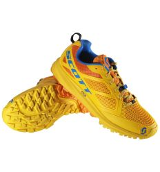 Scott kinabalu Enduro Shoe Yellow/Orange cycles-sports.fr