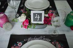 Chalk Inspired Wedding Ideas