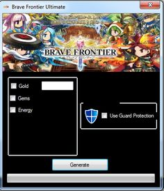 Brave Frontier Hack updated and 100% working. Download here: http://dinxteam.com/brave-frontier-hack/