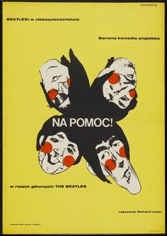 Polish Film Poster Picture Archive: Lipinski Eryk