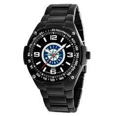Seattle Mariners MLB Men's Gladiator Series Watch