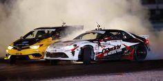 """Fórmula Drift 2017, Toyota en la """"Casa del Drift"""" - http://autoproyecto.com/2017/10/formula-drift-2017-toyota.html?utm_source=PN&utm_medium=Pinterest+AP&utm_campaign=SNAP"""