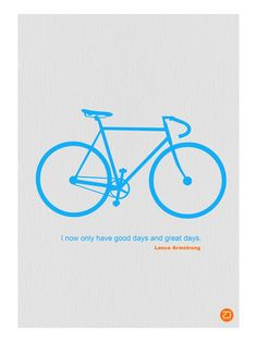 I Have Only Good Days And Great Days Premium Poster
