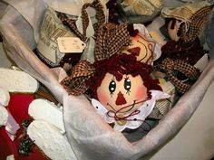 Raggedy Ann example for light bulb