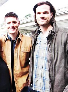 This is just lovely. J2 on set.